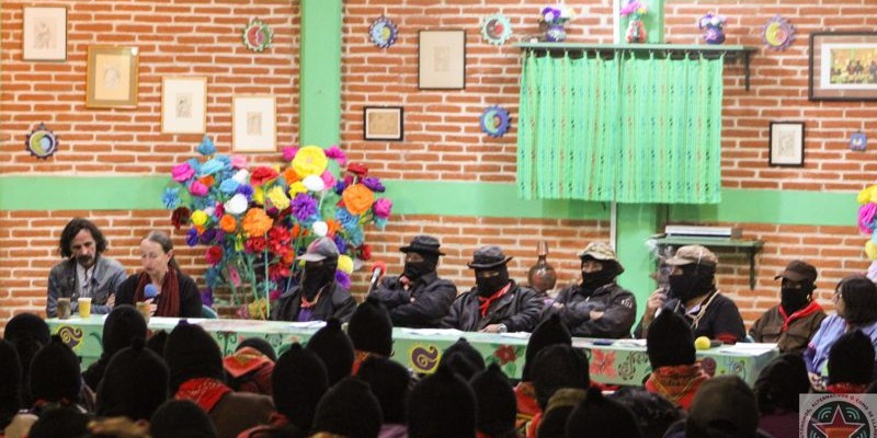 Las Artes y las Ciencias en la historia del (neo) Zapatismo